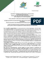 Ecosistema Rischio 2013 - Comunicato Stampa  Legambiente Puglia (13 feb. 2014)