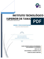 CUADRO COMPARATIVO INVESTIGACIÓN EXPERIMENTAL-CUASIEXPERIMENTAL-NO EXPERIMENTAL