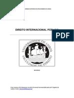 Apontamentos de Direito Internacional Público