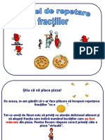 Recapitulare - fractii