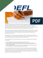 Perlu Mengambil Ujian TOEFL
