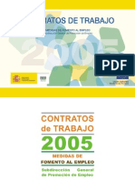 Contrato s 2005
