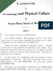 Farmer Burns-Wrestling and Training