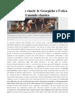 Teodicea Del Lavoro, Commento