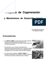 Proyecto Cogeneracion JUMEX