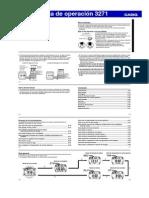 Casio Manual W-s220 Qw3271