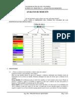 Práctica2  Instrumentos de medición