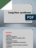 long face syndrome