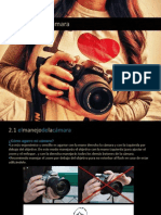 Tema 2 curso de fotografía básica MANEJO DE UNA CÁMARA