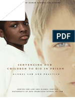 Sentencing Our Children to Die in Prison - Univ  of San Francisco School of Law