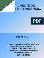 P6 Instrumente de Raportare Financiara Cap 2 Cap 3 Cap 4 Cap 6