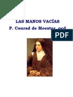 De Meester, Conrad - Las Manos Vacias (Santa Teresa de Lisieux