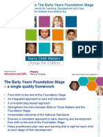 An Introduction to the Early Years Foundation Stage