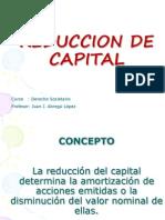 Reduccion de Capital_juan