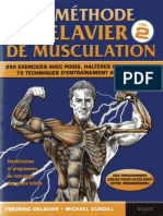 Delavier,Frederic Methode Musculation 2