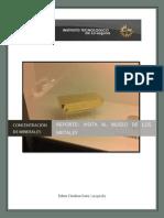Reporte Museo de Los Metales