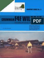 (Warpaint Series No.9) Grumman F4F Wildcat including Grumman Martlet Mks. I-VI