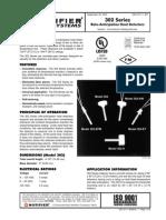 Detector Termico Convencional