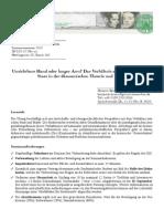 Staat Und Markt_Seminarplan