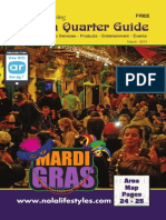 French Quarter Guide March 2014