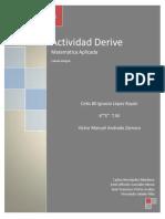 Actividad Con Derive