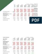 Deutsche Finan Excel