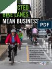 Bike Lane Mean Business