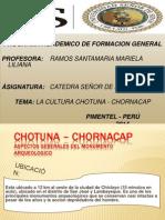 CHOTUNA – CHORNACAP trabajo catedra