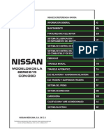 Manual Nissan