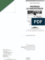 Preparar La Adolescencia_Jorge Ordeig Corsini