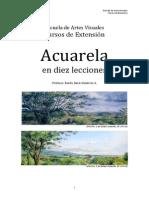 Curso de Acuarela en Diez Lecciones
