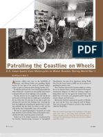 Prologue Magazine - Patrolling the Coastline on Wheels
