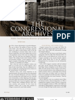 Prologue Magazine - The Congressional Archives