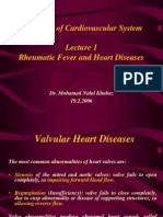 1. Rheumatic Fever and Heart Disease