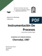 Instrumentación, Chernobyl