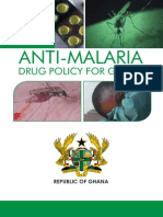 Antimalaria Drug Policy