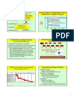 Design Phases and Information
