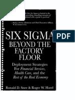 Livro Six Sigma_Beyond the Factory Floor