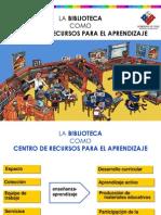 La Biblioteca Como CRA 2