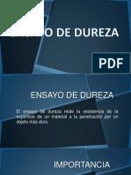 Ensayo de Dureza2