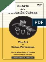 El Arte de La Percucion Cubana