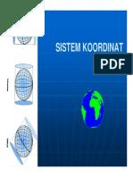 Microsoft Powerpoint - Sistem_koordinat