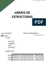 Arrays de Estructuras1