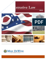 Administrative Law Handbook