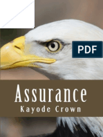 Assurance Chapter One