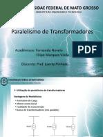 Paralelismo de Tranformadores_22!06!2011