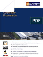 Corporative Presentation MOLAFLEX