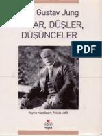 Carl Gustav Jung-Anılar Düsler Düsünceler