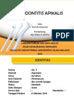 Periodontitis Apikalis