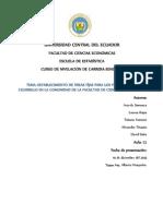 Universidad Central Del Ecuador Pis